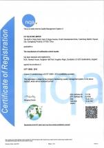 16949证书(英文版)
